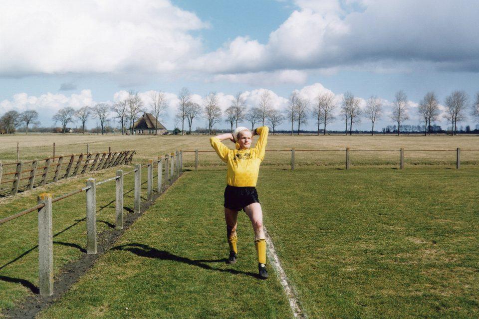Nederland, Aartswoud, A.G.S.V. 2 - Hauwert 3, 1996