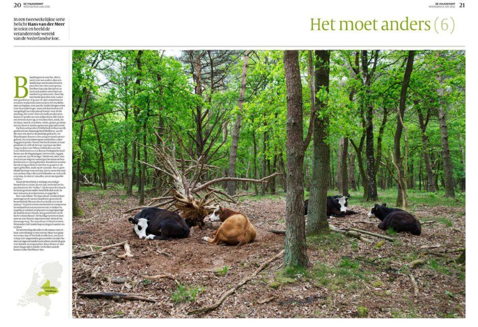 Het moet anders #6, De Volkskrant, 8 June 2016