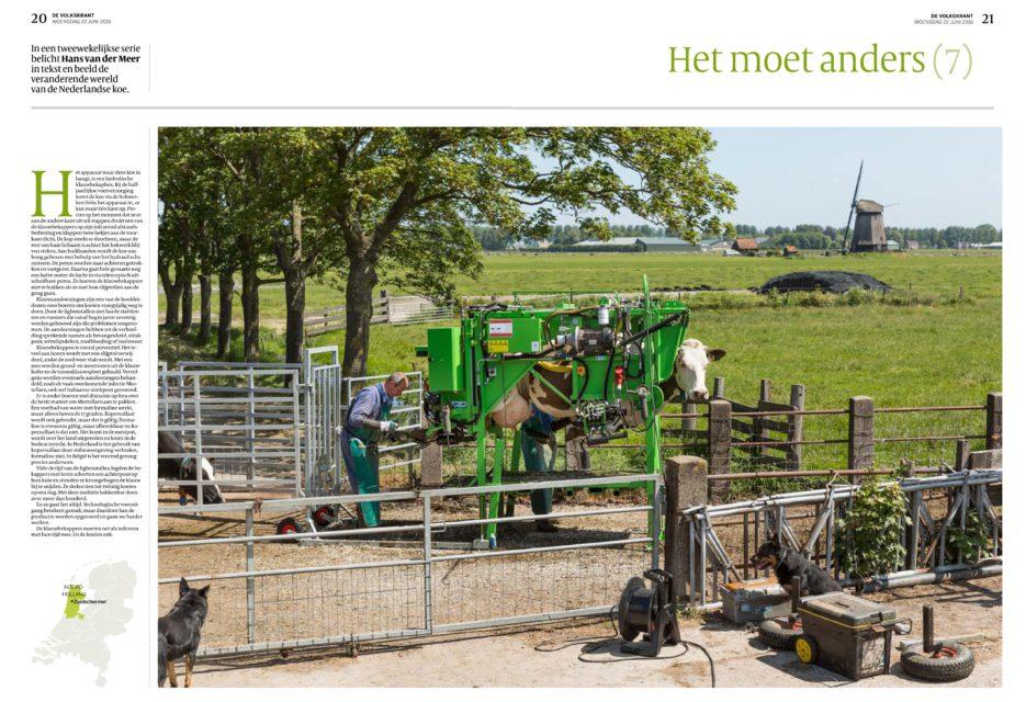 Het moet anders #7, De Volkskrant, 22 June 2016