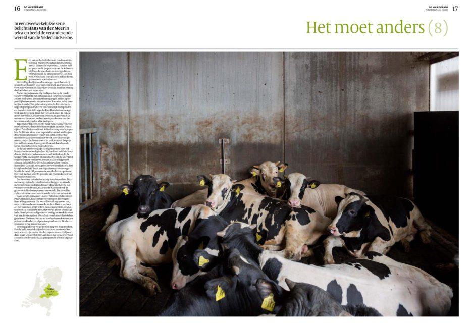 Het moet anders #8, De Volkskrant, 5 July 2016