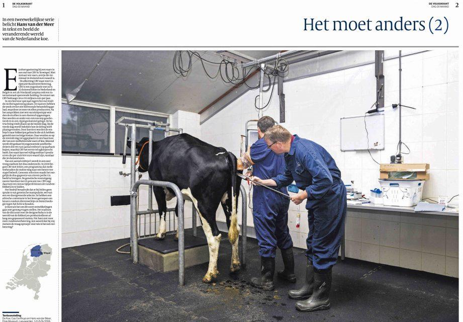 Het moet anders #2, De Volkskrant, 13 April 2016
