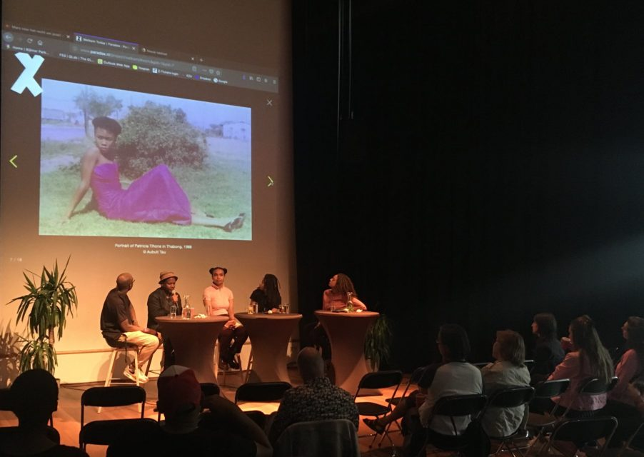 Kwaku Conversation at Bijlmer Parktheater, July 2019