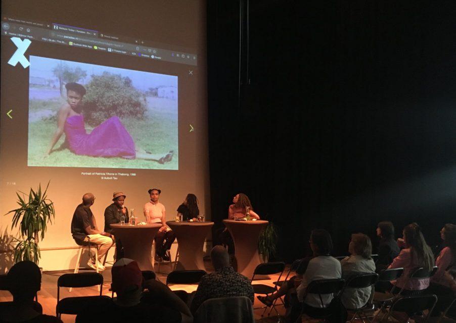 Kwaku Conversation atBijlmer Parktheater, July 2019
