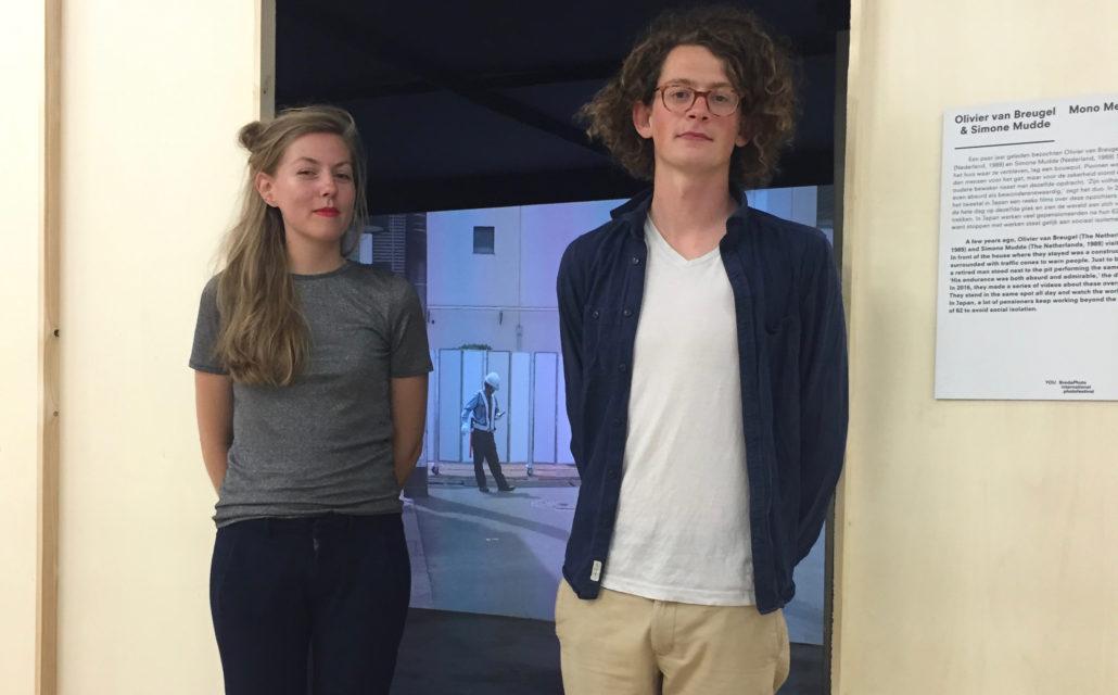 Simone Mudde and Olivier van Breugel