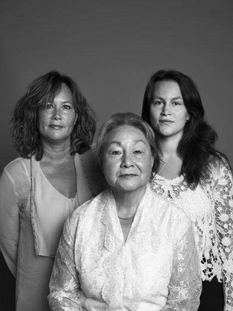 Patricia, Donna and Roos, Studio Aleppo [The Hague]