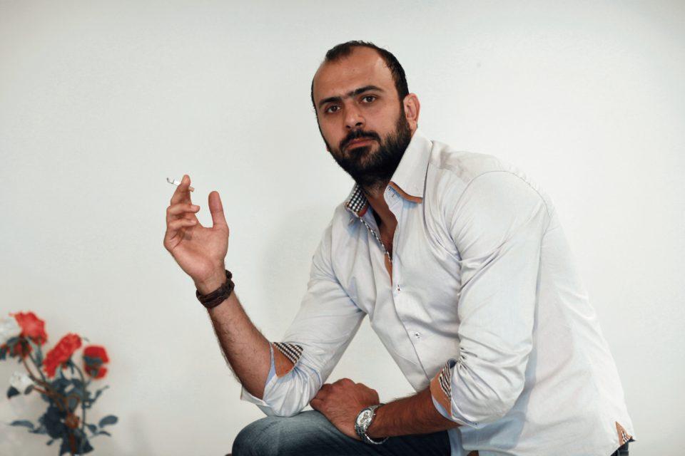 Amjad, Studio Aleppo [Amsterdam]