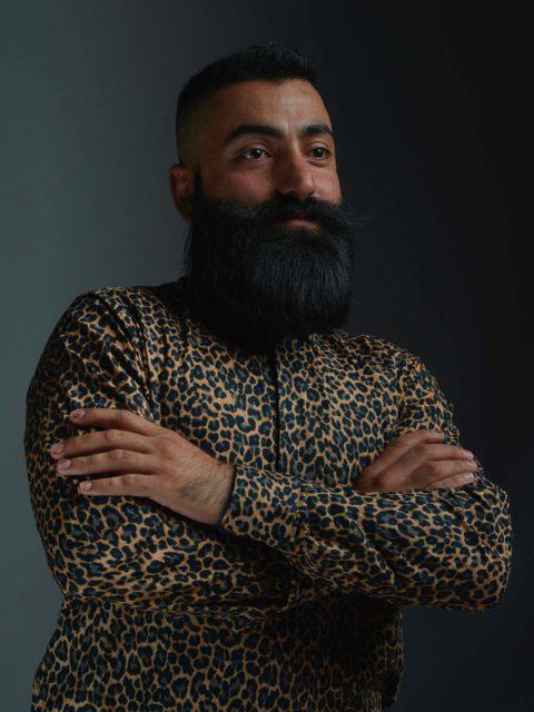 Omar, Studio Aleppo [Helsinki]