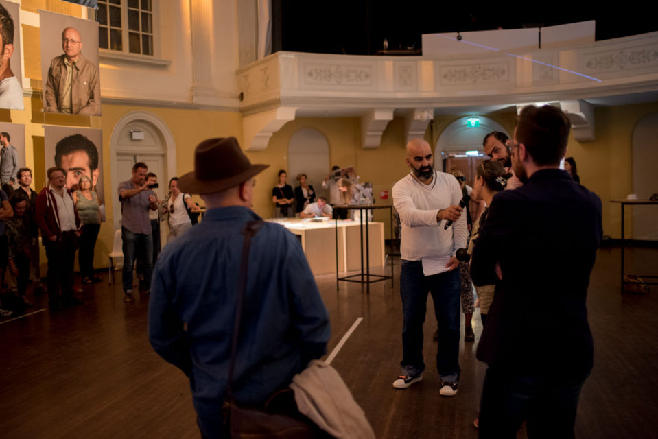 Festive wrap-up of Studio Aleppo [Amsterdam]