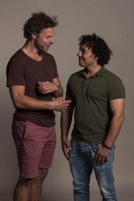 Jurre and Wissam, Studio Aleppo [Amsterdam]