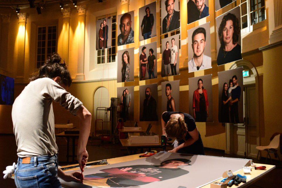 The making of Studio Aleppo Amsterdam