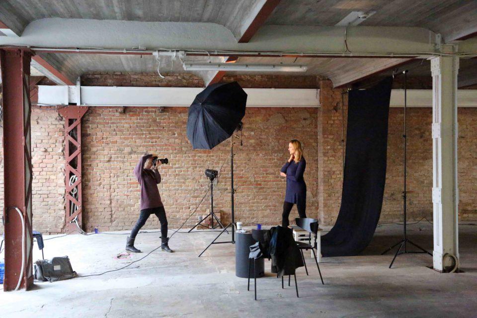 Behind the scenes at Studio Aleppo [Berlin]