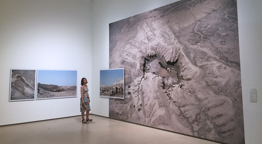 Preview The Last Water War, Sursock Museum, Beirut (LB) as part of the group exhibition 'Let's Talk About the Weather: Art and Ecology in a Time of Crisis'.