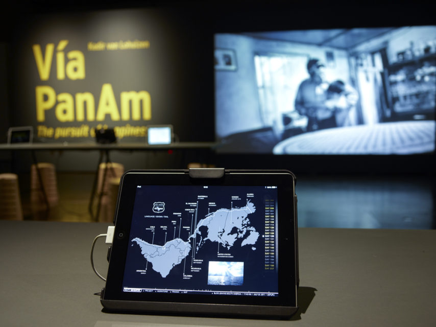Via PanAm at Centre National de l'Audiovisuel, Luxemburg (2014)