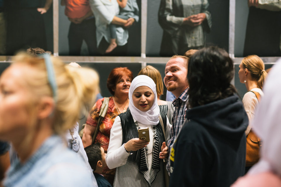 Opening of Studio Aleppo [Helsinki] at the National Museum of Finland