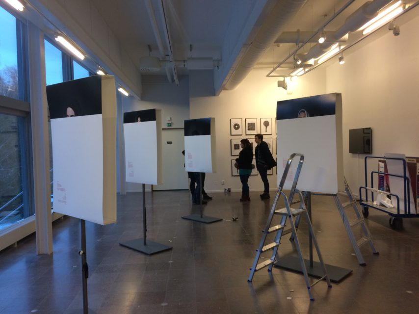 Installing Women We Have Not Lost Yet in Konstcentrum Gävle, until 5 March 2017.