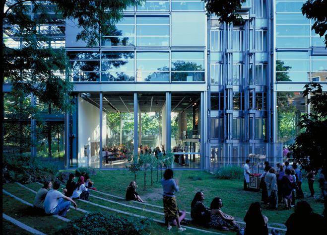 Fondation Cartier in Paris