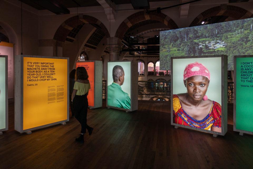 BITTER Chocolate Stories at Tropenmuseum, Amsterdam (2018-2019)