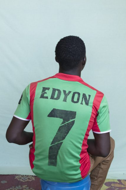 Edyon, 18 years old.