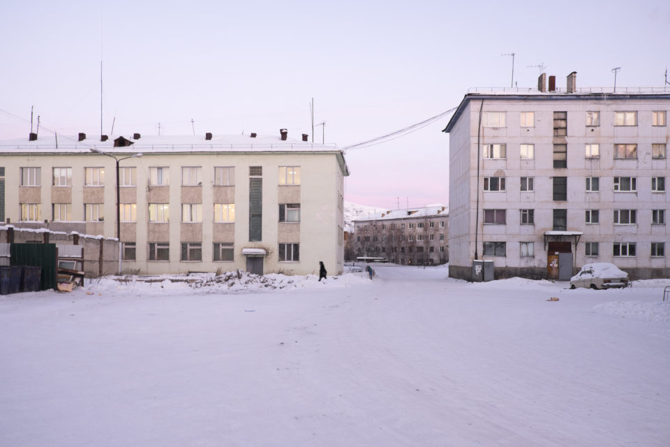 The small city of Yagodnoye is a settlement in Kolyma.