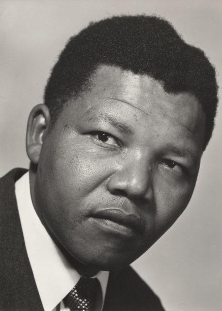 Eli Weinberg, Nelson Mandela, circa 1960, Nationaal Archief