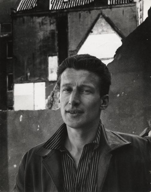 Eddy Posthuma de Boer, Harry Mulisch, 1959, Nationaal Archief