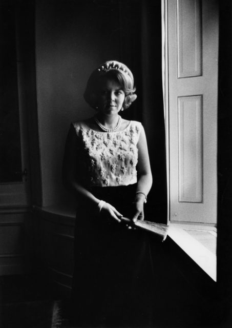 Eddy Posthuma de Boer, kroonprinses Beatrix, 1964, Nationaal Archief