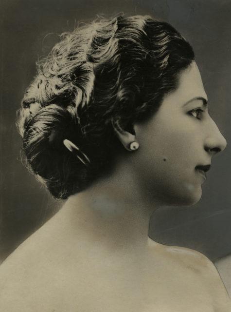 Fotograaf onbekend, Mata Hari, Milaan 1912, Nationaal Archief