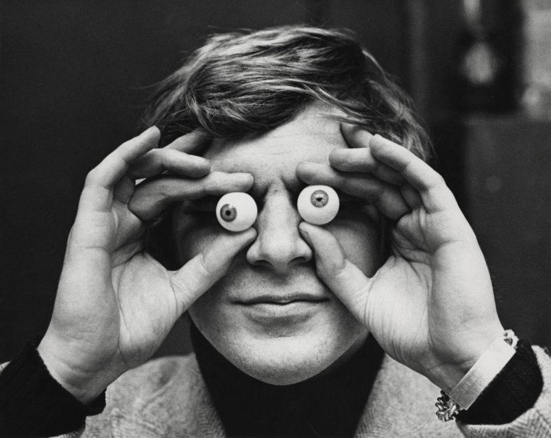 John Garner, Jan Cremer, circa 1970, Nationaal Archief
