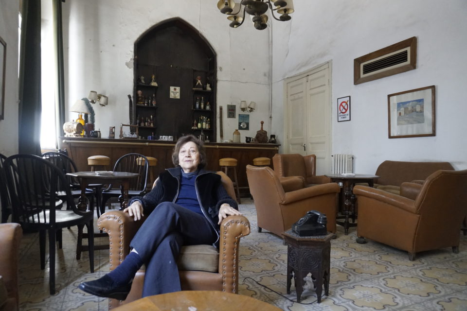 When Armen died, two years after marrying Roubina in 2016, she became the keeper of the hotel. The hotel is property of Armen's sisters, but none of them wants to come back.