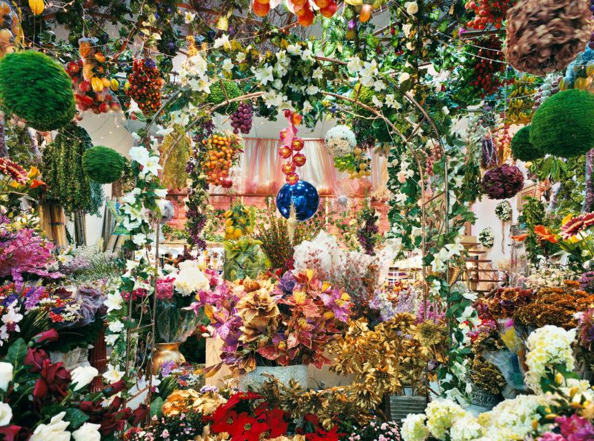 Bouquet, 2008