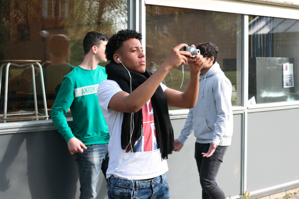 Open Schoolgemeenschap Bijlmer Workshop participants