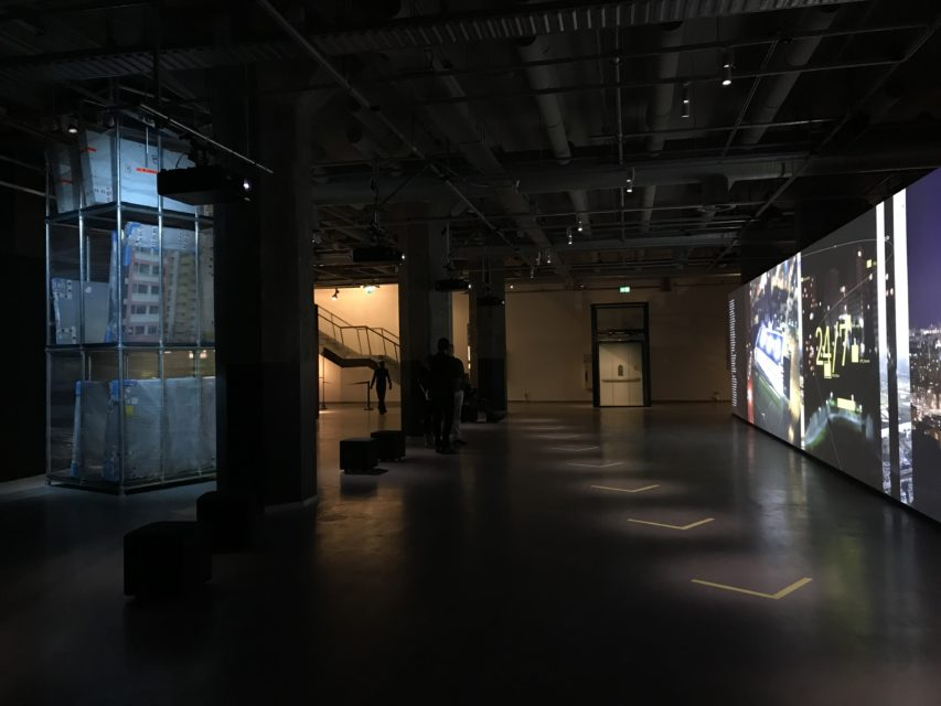 Exhibition overview at Nederlands Fotomuseum, Rotterdam